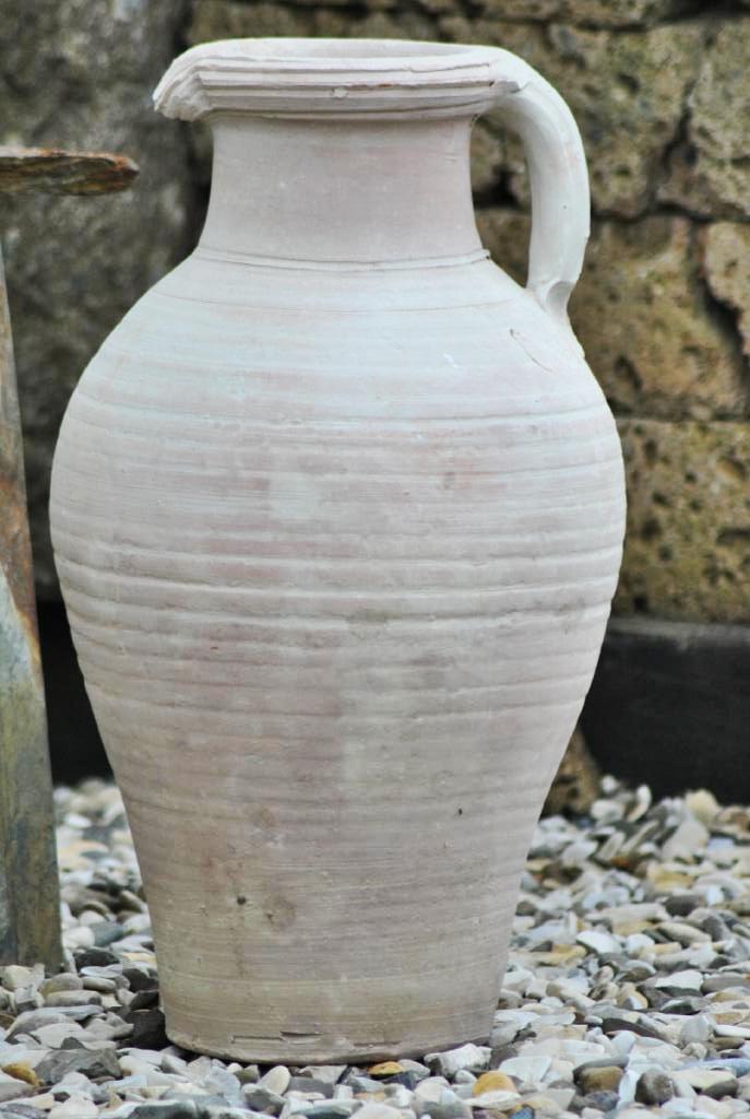 terracotta Amphore BrunnenTerrakotta Krug Amphore 18 cm h